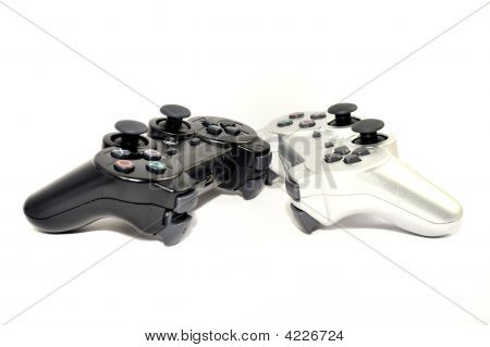 Wireless Joystick Games Controllers