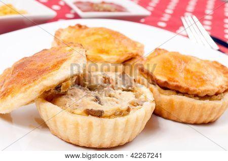 Tasty Chicken Pie