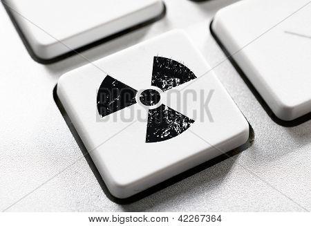 Botão radioativo