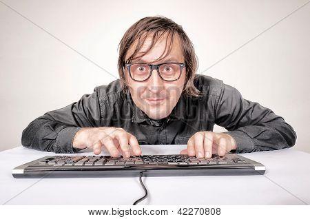 Hacker In Action