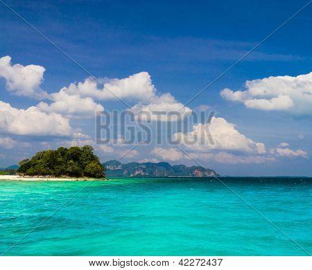 Céu na terra exótica Getaway