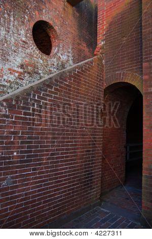 Fort Pulaski Georgien
