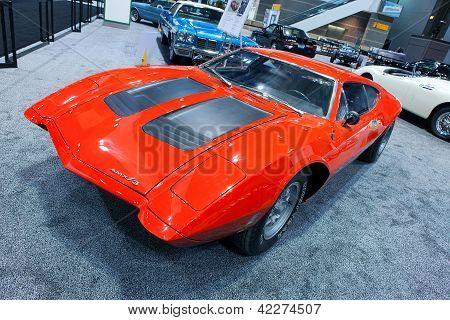 Amx/3 Sports Car 2013 Chicago Auto Show