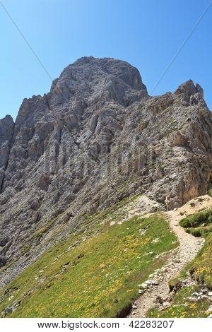 Roda Di Vael - Italian Dolomites