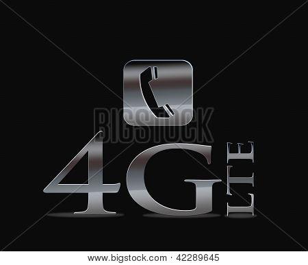 4G Lte Telecommunication.