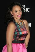 LOS ANGELES - FEB 9:  Elle Varner arrives at the ROC NATION Annual Pre-Grammy Brunch at the Soho Hou