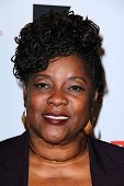 LOS ANGELES - FEB 12:  Loretta Devine arrives at the AARP Movies for Grownups Awards Luncheon at the