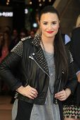 LOS ANGELES - FEB 14: Demi Lovato at the Topshop Topman LA Grand Opening at The Grove on February 14