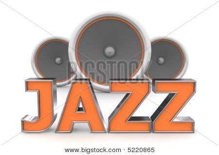 Speakers Jazz – Orange
