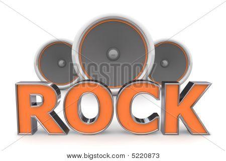 Speakers Rock – Orange