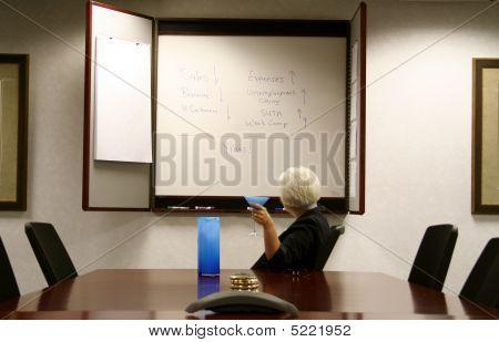 Drinking Boardroom