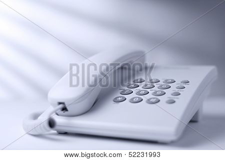 Dial Up Landline Or Terrestrial Telephone