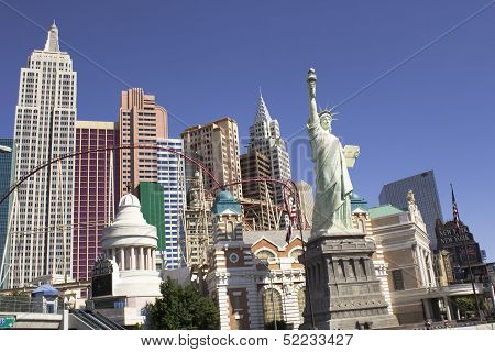 Las Vegas, NV/USA, New York NY Hotel: Top Entertainment