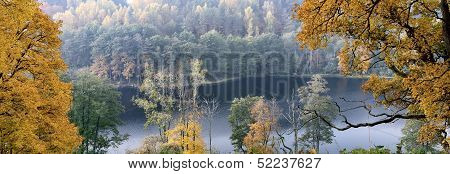 Asveja Regional Park Panorama