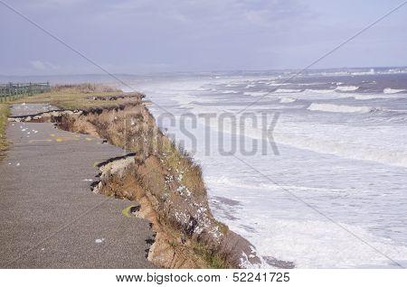East Yorkshire Coast Erosion