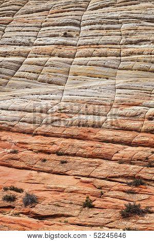 Zion Geology