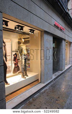 Madrid Fashion Shop