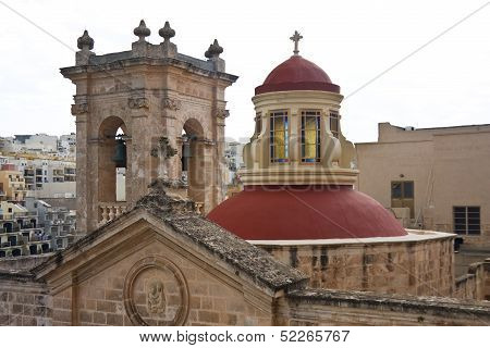 Dome Of Maltese Church