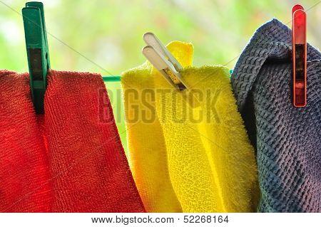 Washcloths #3