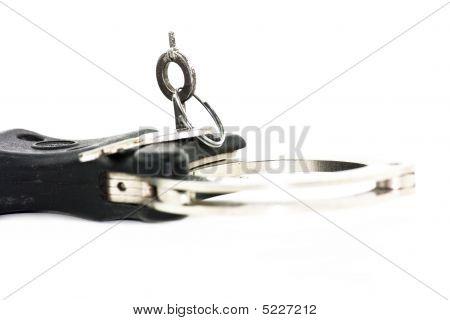 Handcuffs Close