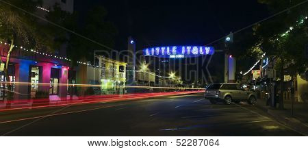 A Look At Little Italy, San Diego