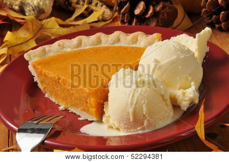 Sweet Potato Pie Al A Mode