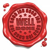 picture of job well done  - Good Job - JPG
