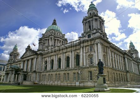 Ayuntamiento de Belfast Irlanda del norte