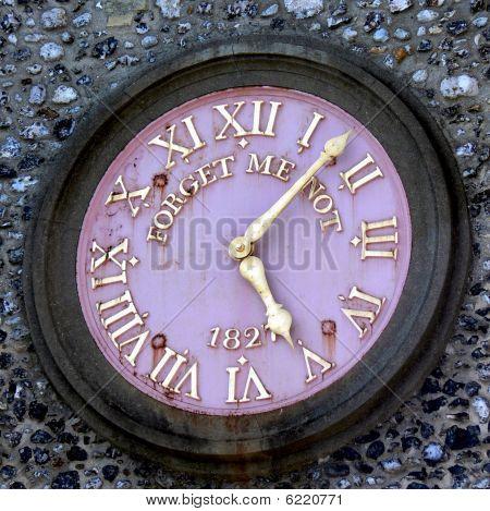 Old Church Clock