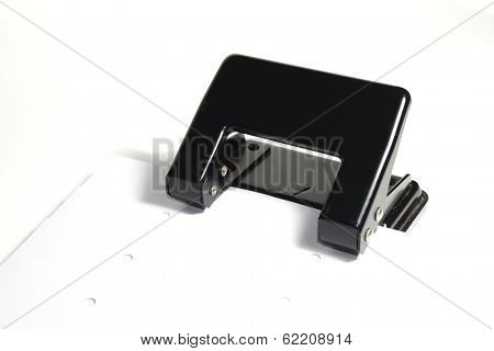 Black Paper Punch Perforating Paper For Filing