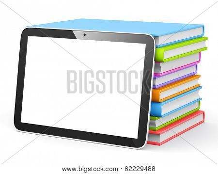 3D Digital Tablets and Books