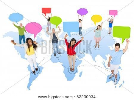 Global Communications with Diverse People