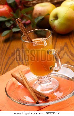 Sider de manzana fresca