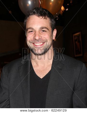 LOS ANGELES - MAR 25:  Chris McKenna at the Young and Restless 41st Anniversary Cake at CBS Television City on March 25, 2014 in Los Angeles, CA