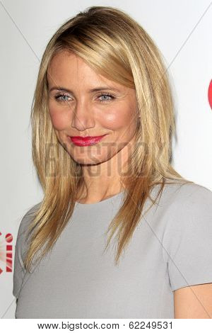 LOS ANGELES - MAR 27:  Cameron Diaz at the 20th Century Fox CinemaCon 2014 Photo Call at Caesars Palace on March 27, 2014 in Las Vegas, NV