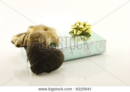 Biscuits And Gift