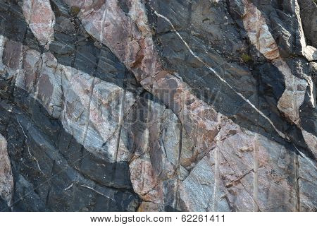 Granite Intrusion