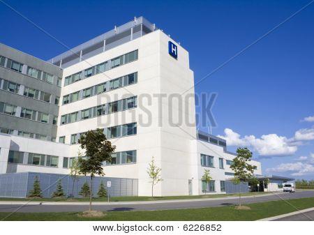 Moderne ziekenhuis