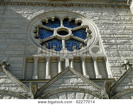 Architectural Detail - Cathedral Window