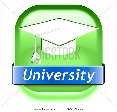 University education and graduation study application grant or scholarship campus choice