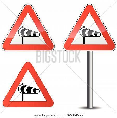 Vector Wind Signpost