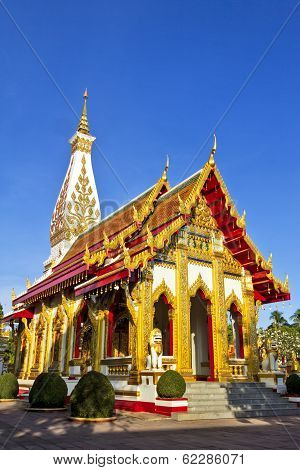 Architecture Phra That Phanom