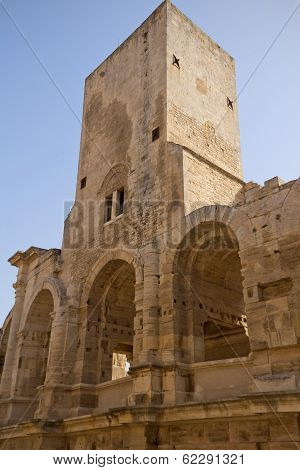Roman Amphitheater (arles, France)