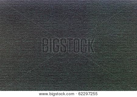 Abstract Granular Texture On A Black Green Surface