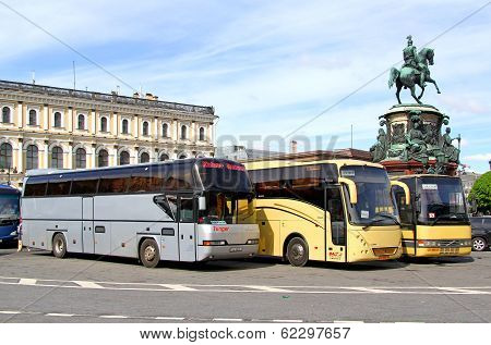 Tourist Coaches