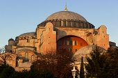 picture of constantinople  - Hagia Sophia - JPG