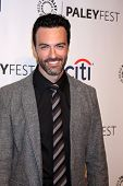 LOS ANGELES - MAR 27:  Reid Scott at the PaleyFEST 2014 -