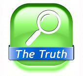 stock photo of honesty  - truth be honest honesty leads a long way find justice truth button icon search truth - JPG