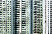 foto of public housing  - Public housing in Hong Kong - JPG
