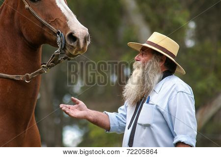 Bearded Gaucho
